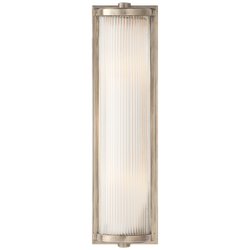 Dresser Long Glass Rod Light