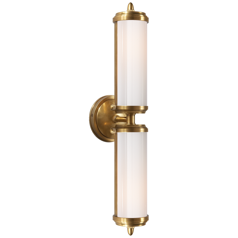 Merchant Double Bath Light
