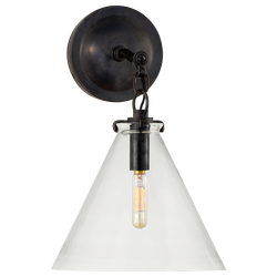 Katie Small Conical Sconce