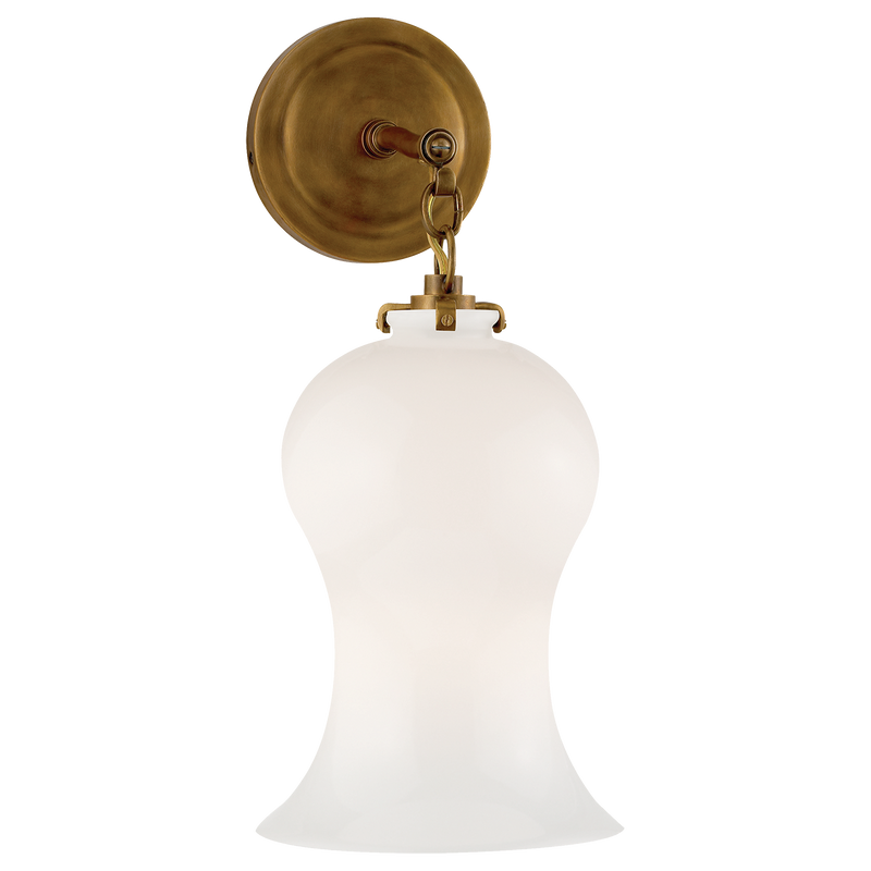 Katie Small Bell Jar Sconce