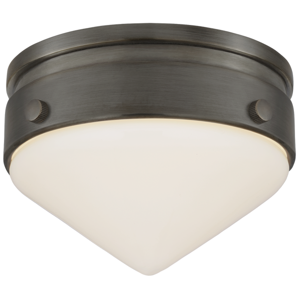 "Gale 5.5"" Solitaire Flush Mount"