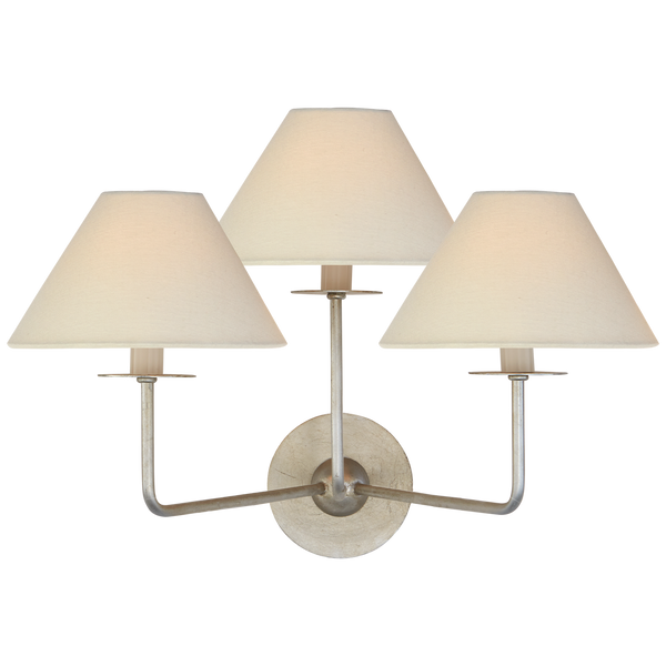 Kelley Medium Triple Sconce