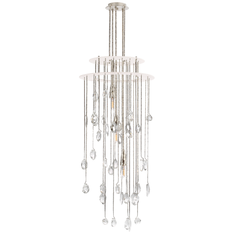 Hailee Small Sculpted Chandelier