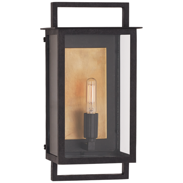 Halle Small Wall Lantern