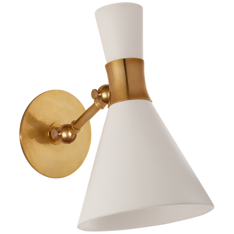 Liam Small Articulating Sconce