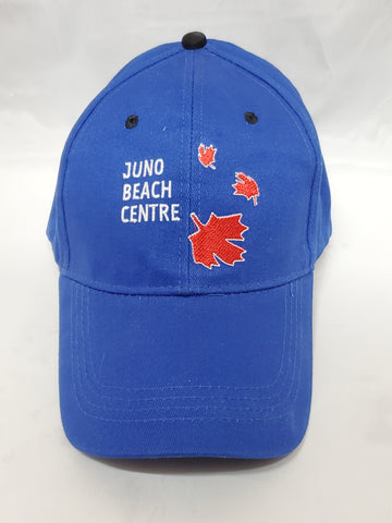 Baseball Cap - Juno Beach Centre (Blue)