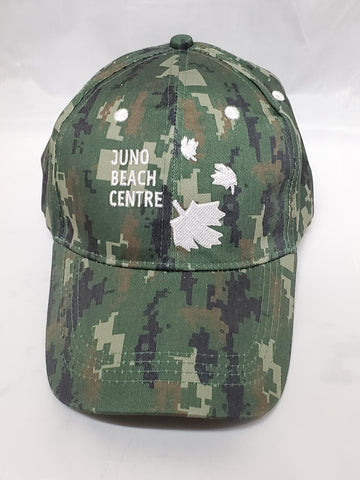 Baseball Cap - Juno Beach Centre (Camo)