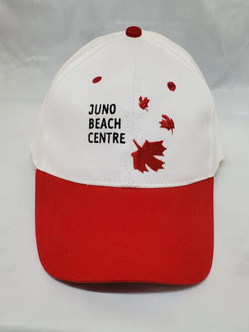 Baseball Cap - Juno Beach Centre (Red)