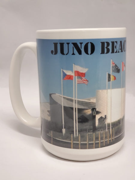 Juno Beach Centre Ceramic Mug