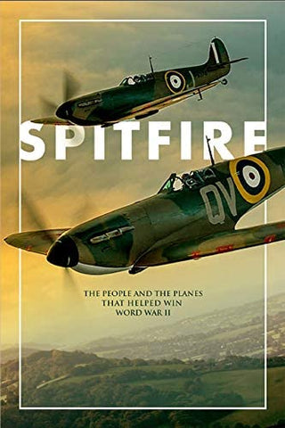 Spitfire - The Plane That Saved The World (DVD)