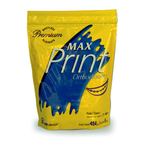 Max Print® Orthodontic; 1lb bg
