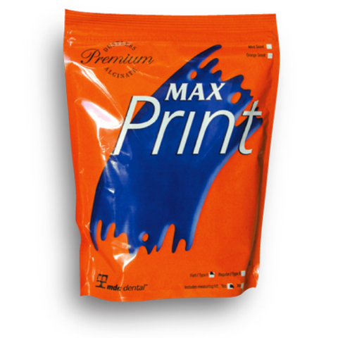 Max Print® All Purpose Alginate; 1lb bg