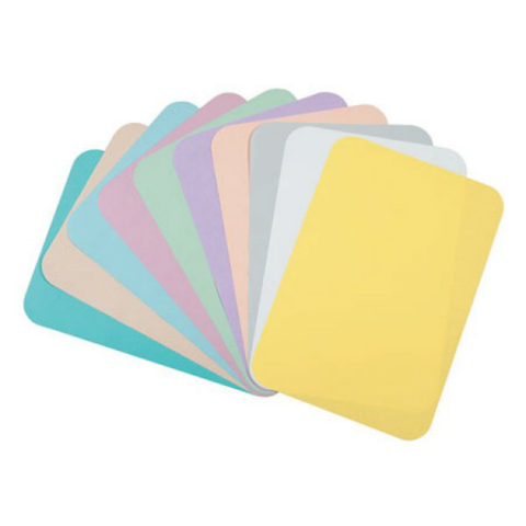 Paper Tray Covers - YELLOW