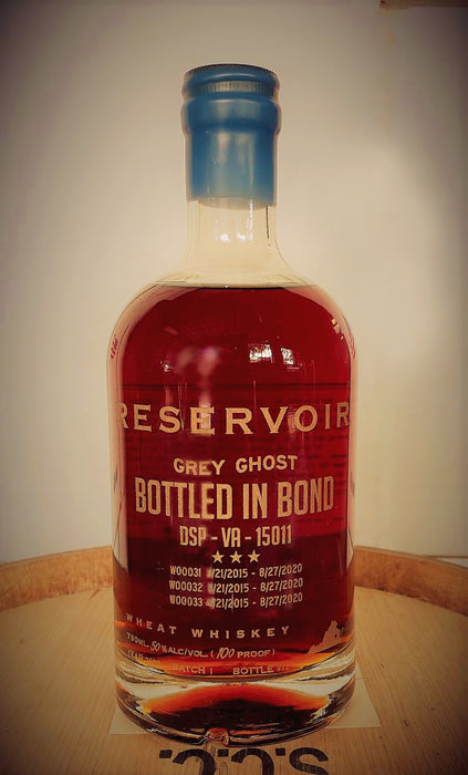 Grey Ghost Bottled in Bond Wheat
