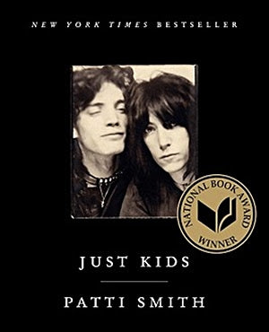 Patti Smith Just Kids Book
