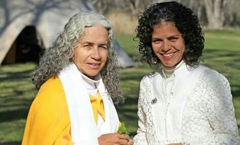 Grandmother Marie Alice Campos 13 indigenous grandmothers international council