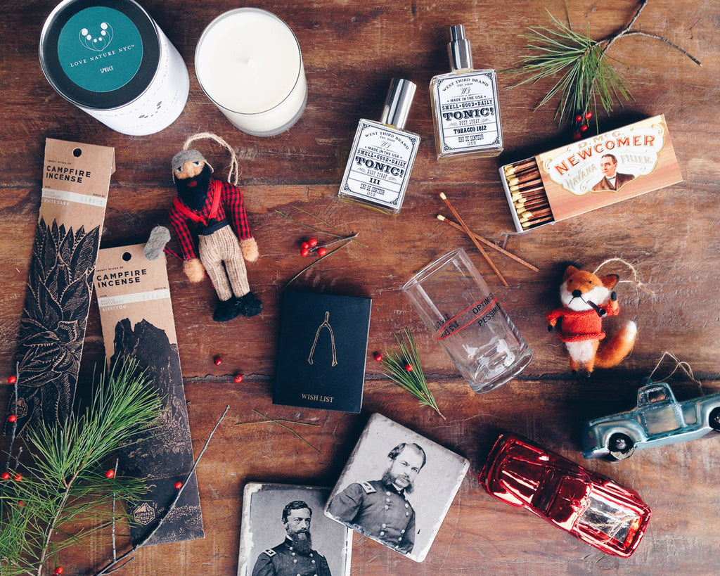 Nectar's favorite man gifts for the rough and tumble guy in your life this Holiday season