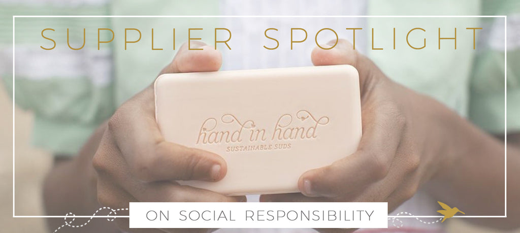Hand in Hand Zofia Interview Small Business with Social Responsibility