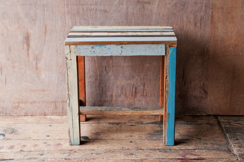 Children's Reclaimed Patchwork Table - Kids Furniture - Shop Nectar - 2