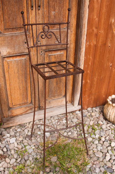 Moroccan Wrought Iron Barstools - Stools - Shop Nectar - 1