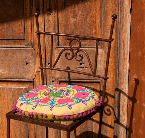 Moroccan Wrought Iron Barstools - Stools - Shop Nectar - 5