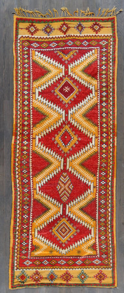 Hand Knit Moroccan Rug #1 - accent-details, apadana, decor, hand knit, Hand Loomed, Hand Woven, handmade, Moroccan, Moroccan decor, Moroccan rug, Moroccan rugs, Morocco, one-of-a-kind, rug, rugs, rugs-runners, textile, wool