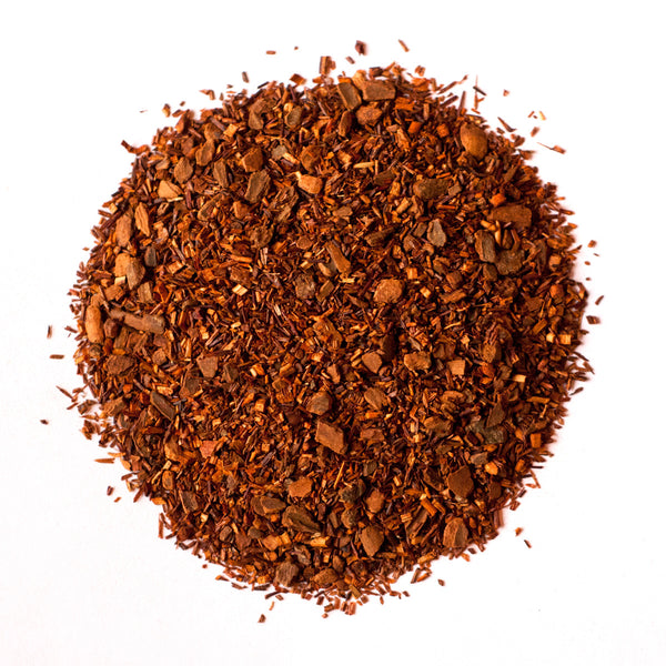 Organic Cinnamon Vanilla Rooibos Loose Leaf Tea - Chai, Cinnamon, coffee-teaware, day, Decaffeinated, Divinitea, Gift, gifts, kitchen-dining, leafs, leaves, loose-leaf-tea, mother's, Rooibos, Staff Picks : Sweets & Savories, sweets-savories, tea, teas, vanilla