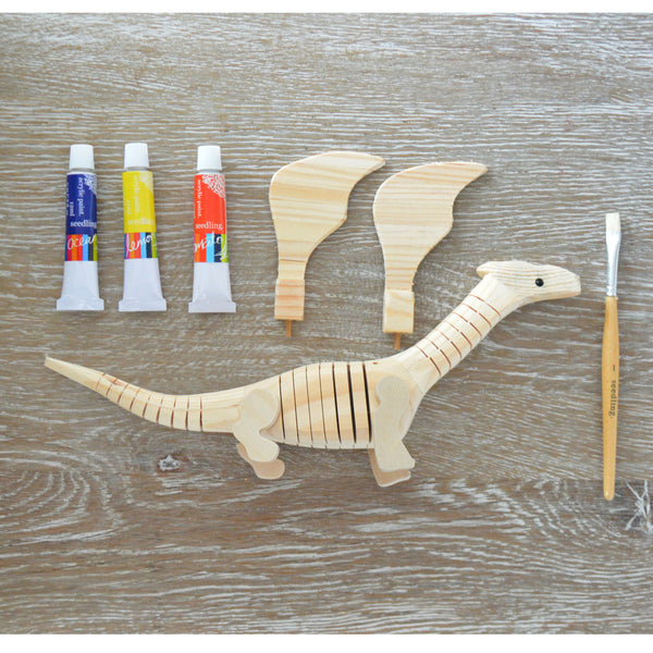 Design Your Own Dragon Crafting Kit - Activity Kits - Shop Nectar - 1