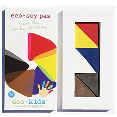 Eco Kids Soy Pas - american-made, coloring-craft-books, Eco Kids, green, kids-books, organic, Sustainable