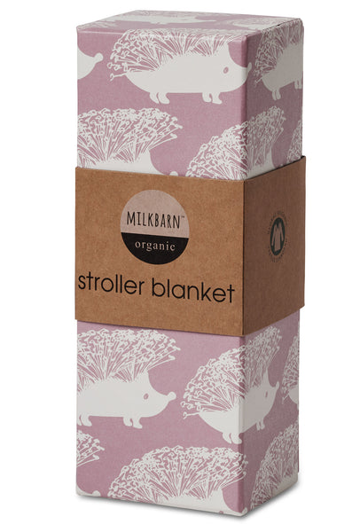 Milkbarn Stroller Blankets - assorted-styles, baby-shower-gifts, blankets, Fox, gifts-for-the-occasion, Goose, Milkbarn, newborn, organic-cotton, Polar Bear, Whale