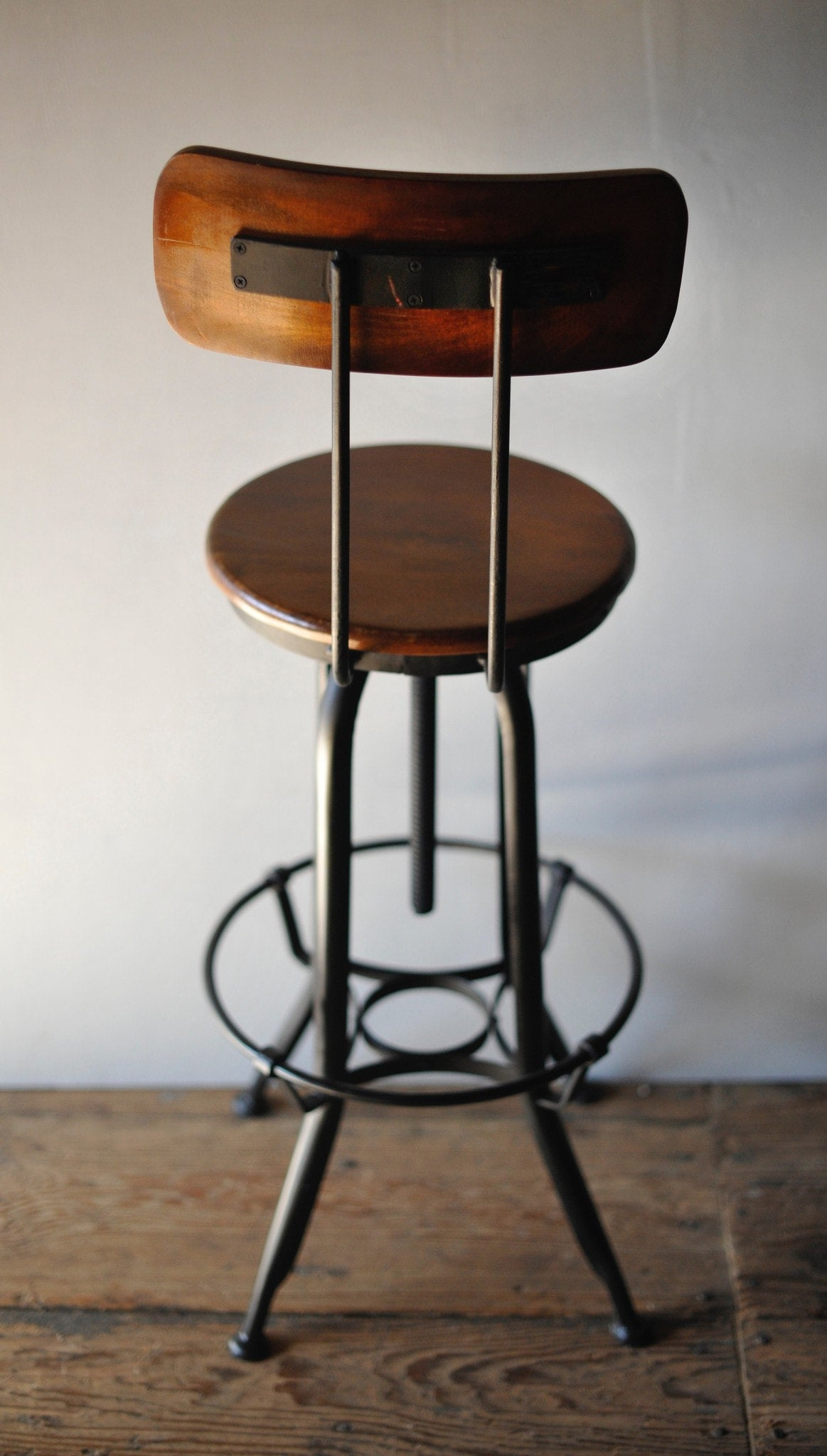 Industrial Metal and Wood Counter Stools & Industrial Metal and Wood Counter Stools | SHOP NECTAR islam-shia.org