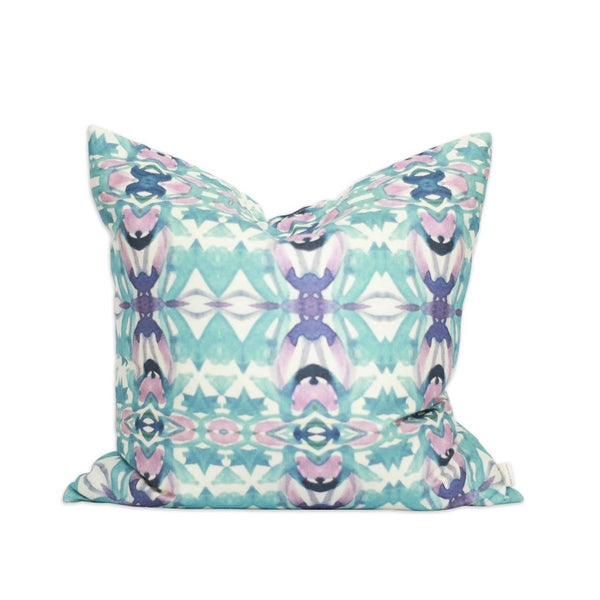 La Pampa Watercolor Pillows by bunglo