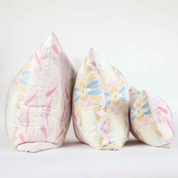 Madrid Watercolor Pillows by bunglo