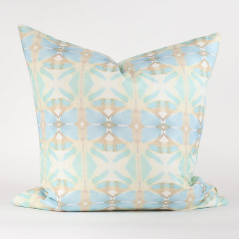 Seascape Watercolor Pillows by bunglo
