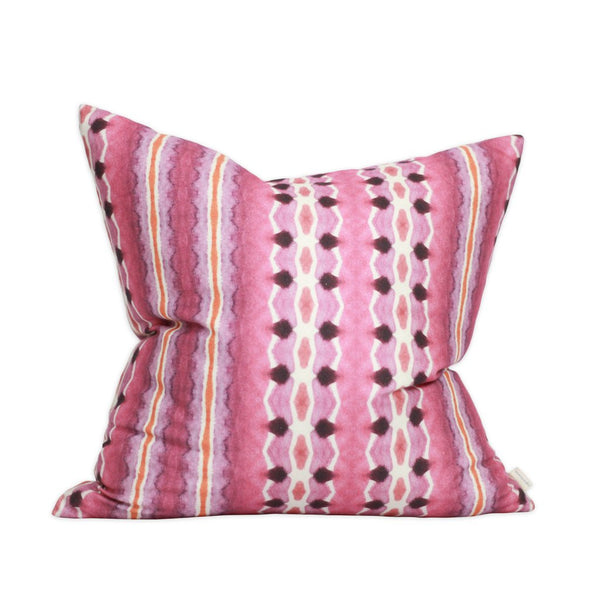 Tangier Watercolor Pillows by bunglo