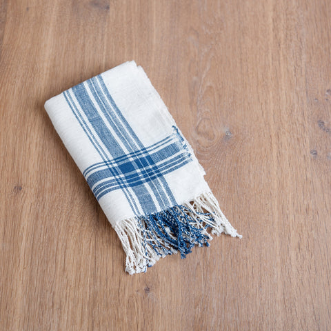 Fair Trade Cabin Hatch Hand Towels - bathroom, hand-towels, kitchen-dining, supporting-women, table-linens