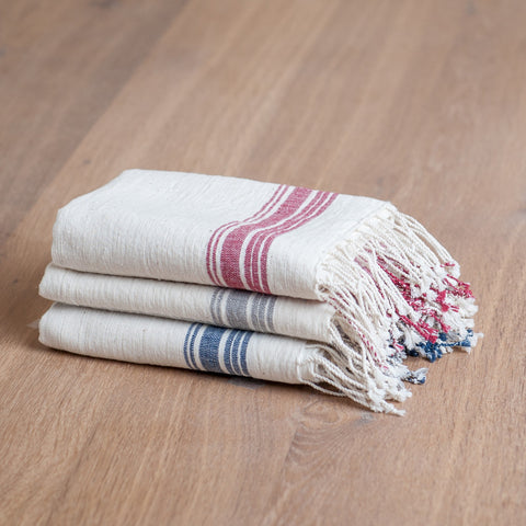 Fair Trade Cabin Hatch Hand Towels - Hand Towels - Shop Nectar - 1