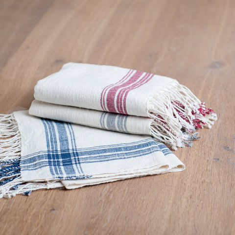 Fair Trade Cabin Hatch Hand Towels - Hand Towels - Shop Nectar - 2