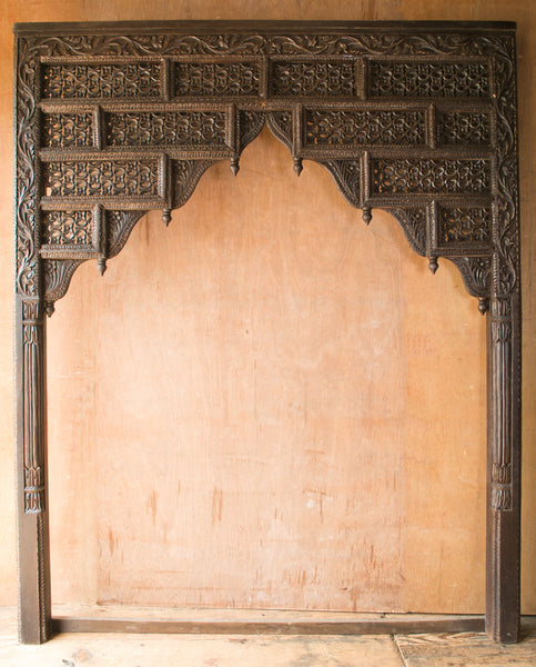 King Size Arched Indian Palace Headboard - Headboards - Shop Nectar - 1