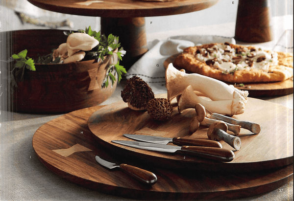 Mariposa Collection Cheese Knives