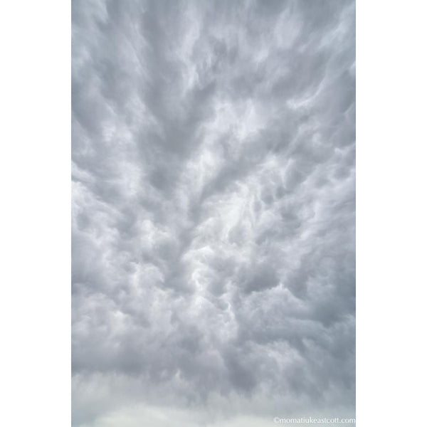 "Fine Art Cloud Photography: ""Cirrus Floccus"" - art, cloud, clouds, cloudscape, cloudscapes, decor, fine art, local, local artist, local artists, Photograph, photographs, photography, wall art"