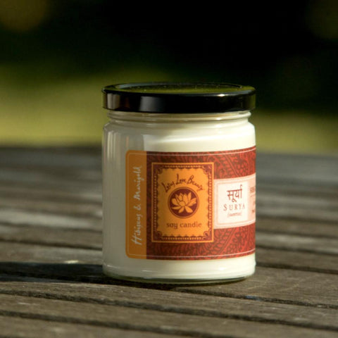 Lotus Love Beauty Jar Candles