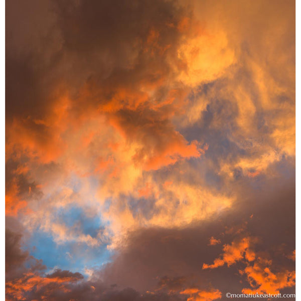 "Fine Art Cloud Photography: ""Dawn Clouds"" - Photography - Shop Nectar - 1"