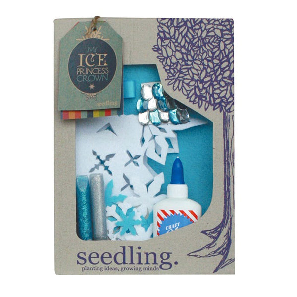 Design Your Own Ice Princess Crown Crafting Kit