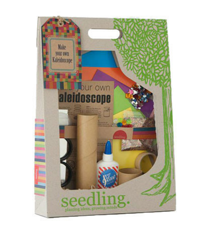 Design Your Own Kaleidoscope Kit - Activity Kits - Shop Nectar - 1