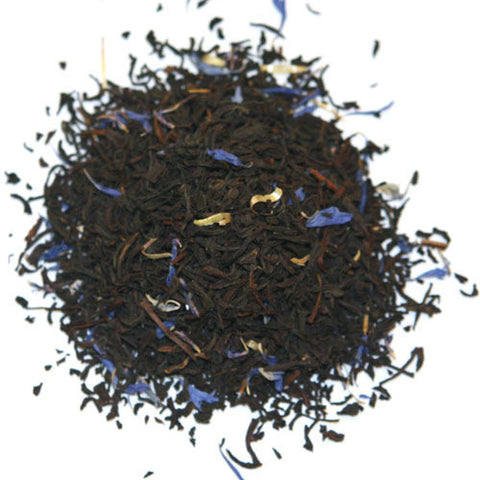 """Creme de la Earl Grey"" Loose Leaf Tea - black tea, caffeinated, coffee-teaware, day, earl grey, gift, gifts, kitchen-dining, loose-leaf-tea, mothers, sweets-savories, tea, Townshend's Teas"