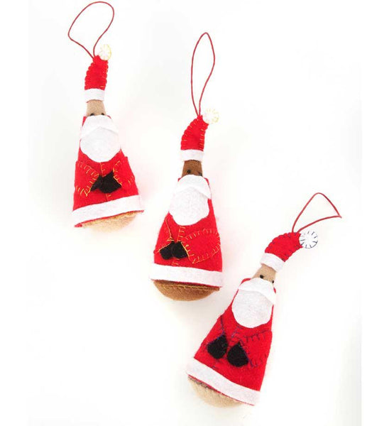 fair trade unique gifts affordable gifts gifts under $25 eco sustainable handmade Christmas ornaments from South Africa