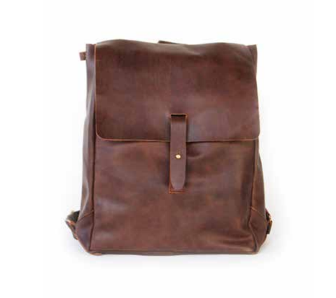 Meyelo Fair Trade Nubuck Backpack - Bags - Shop Nectar - 2