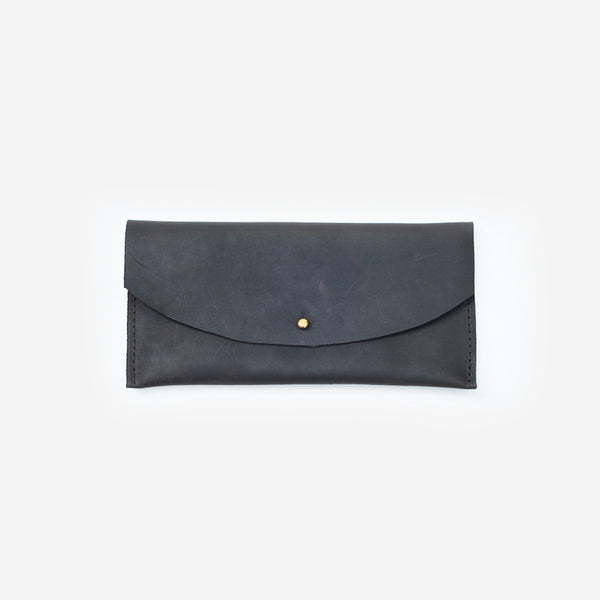 Meyelo Fair Trade Lulu Leather Clutch - Wallets - Shop Nectar - 1