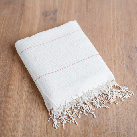 Fair Trade Fine Line Turkish Bath Towels - Bath Towels - Shop Nectar - 3